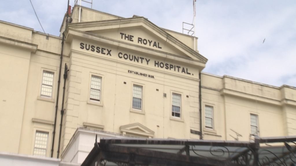 Royal Sussex County Hospital image