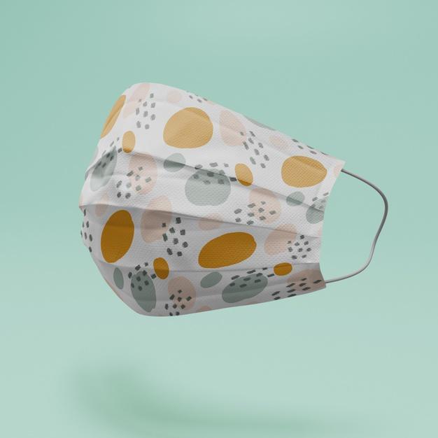 TOXIC HEALTH CO UK Handmade mask